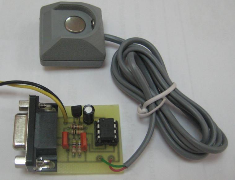 Программатор для электронных ключей своими руками - Ванильный Носорог